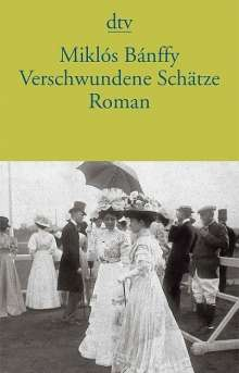 Miklós Bánffy: Verschwundene Schätze, Buch