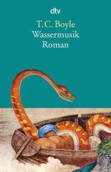 T. C. Boyle: Wassermusik, Buch