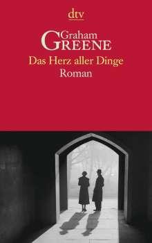 Graham Greene: Das Herz aller Dinge, Buch