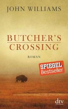 John Williams: Butcher's Crossing, Buch