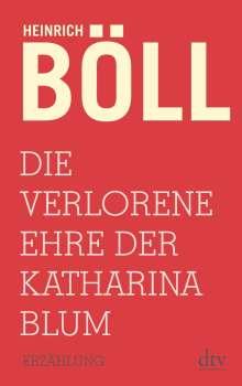 Heinrich Böll: Die verlorene Ehre der Katharina Blum, Buch