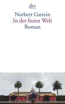 Norbert Gstrein: In der freien Welt, Buch