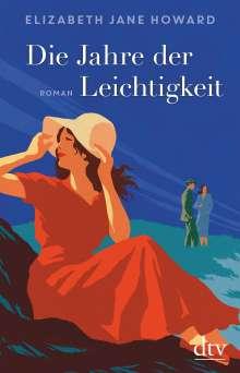 Elizabeth Jane Howard: Die Jahre der Leichtigkeit, Buch