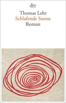 Thomas Lehr: Schlafende Sonne, Buch