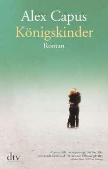 Alex Capus: Königskinder, Buch