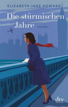 Elizabeth Jane Howard: Die stürmischen Jahre, Buch