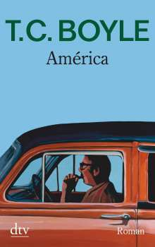 T. C. Boyle: América, Buch