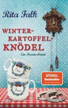 Rita Falk: Winterkartoffelknödel, Buch