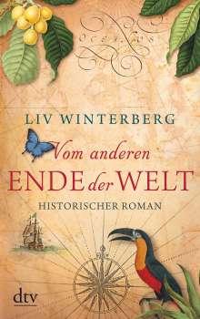 Liv Winterberg: Vom anderen Ende der Welt, Buch