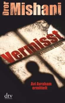 Dror Mishani: Vermisst Avi Avraham ermittelt, Buch