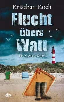 Krischan Koch: Flucht übers Watt, Buch