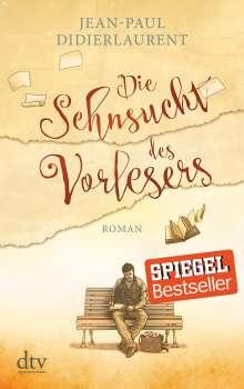 Jean-Paul Didierlaurent: Die Sehnsucht des Vorlesers, Buch