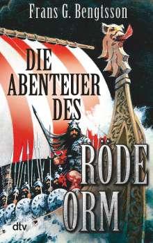 Frans G. Bengtsson: Die Abenteuer des Röde Orm, Buch