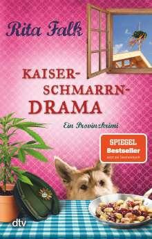 Rita Falk: Kaiserschmarrndrama, Buch