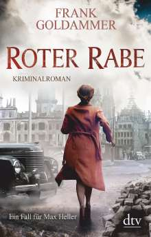 Frank Goldammer: Roter Rabe, Buch