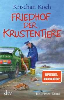 Krischan Koch: Friedhof der Krustentiere, Buch