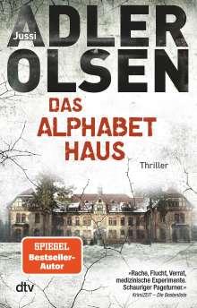 Jussi Adler-Olsen: Das Alphabethaus, Buch