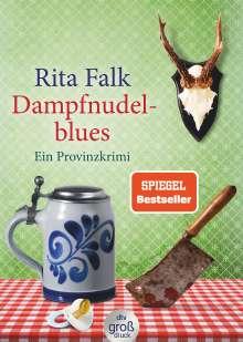 Rita Falk: Dampfnudelblues, Buch