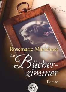 Rosemarie Marschner: Das Bücherzimmer. Großdruck, Buch