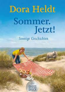 Dora Heldt: Sommer. Jetzt!. Großdruck, Buch