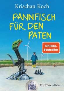 Krischan Koch: Pannfisch für den Paten, Buch
