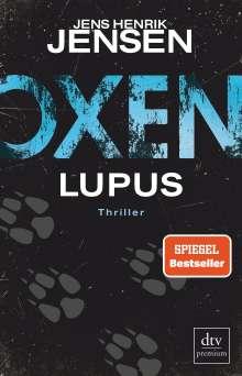 Jens Henrik Jensen: Oxen. Lupus, Buch