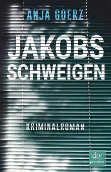 Anja Goerz: Jakobs Schweigen, Buch