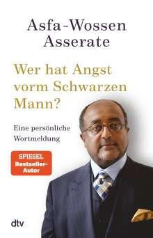 Asfa-Wossen Asserate: Wer hat Angst vorm Schwarzen Mann?, Buch