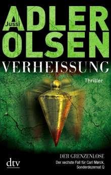 Jussi Adler-Olsen: Verheißung, Buch