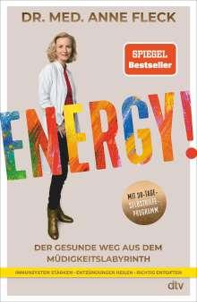 Anne Fleck: Energy!, Buch