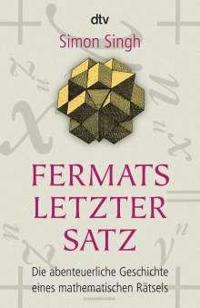 Simon Singh: Fermats letzter Satz, Buch