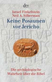 Israel Finkelstein: Keine Posaunen vor Jericho, Buch