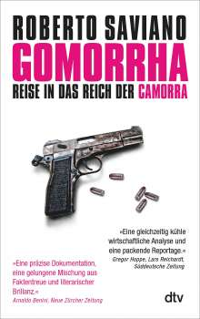 Roberto Saviano: Gomorrha, Buch