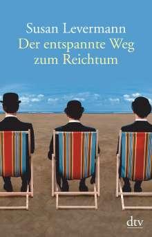 Susan Levermann: Der entspannte Weg zum Reichtum, Buch