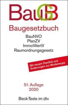Baugesetzbuch, Buch
