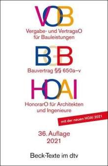 Vob / Bgb  / Hoai, Buch