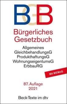Bürgerliches Gesetzbuch, Buch