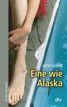 John Green: Eine wie Alaska, Buch