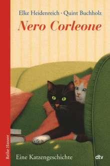 Elke Heidenreich: Nero Corleone, Buch