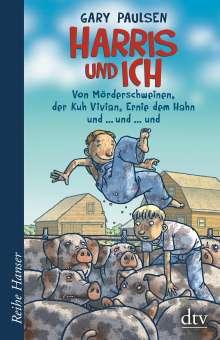 Gary Paulsen: Harris und ich, Buch