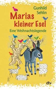 Gunhild Sehlin: Marias kleiner Esel, Buch