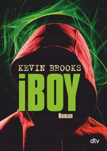 Kevin Brooks: iBoy, Buch