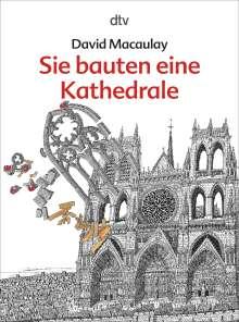 David Macaulay: Sie bauten eine Kathedrale, Buch