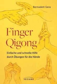 Bernadett Gera: Finger-Qigong, Buch