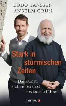 Bodo Janssen: Stark in stürmischen Zeiten, Buch