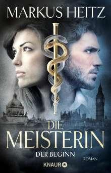 Markus Heitz: Die Meisterin, Buch
