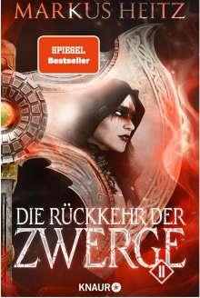 Markus Heitz: Die Rückkehr der Zwerge 2, Buch