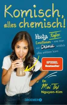 Mai Thi Nguyen-Kim: Komisch, alles chemisch!, Buch