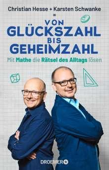 Christian Hesse: Von Glückszahl bis Geheimzahl, Buch