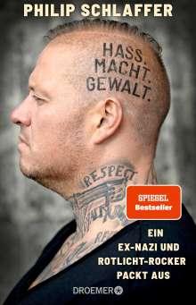 Philip Schlaffer: Hass. Macht. Gewalt., Buch